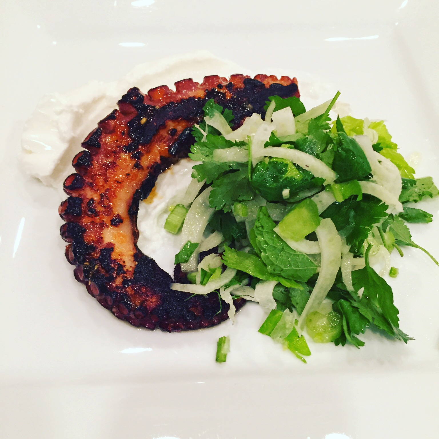 Spicy Charred Octopus — A New Recipe – Jamie G  Jameson